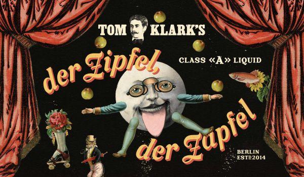 Vapemats mit Tom Klark's Logo
